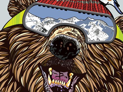 Snowboard Addiction Board 2015